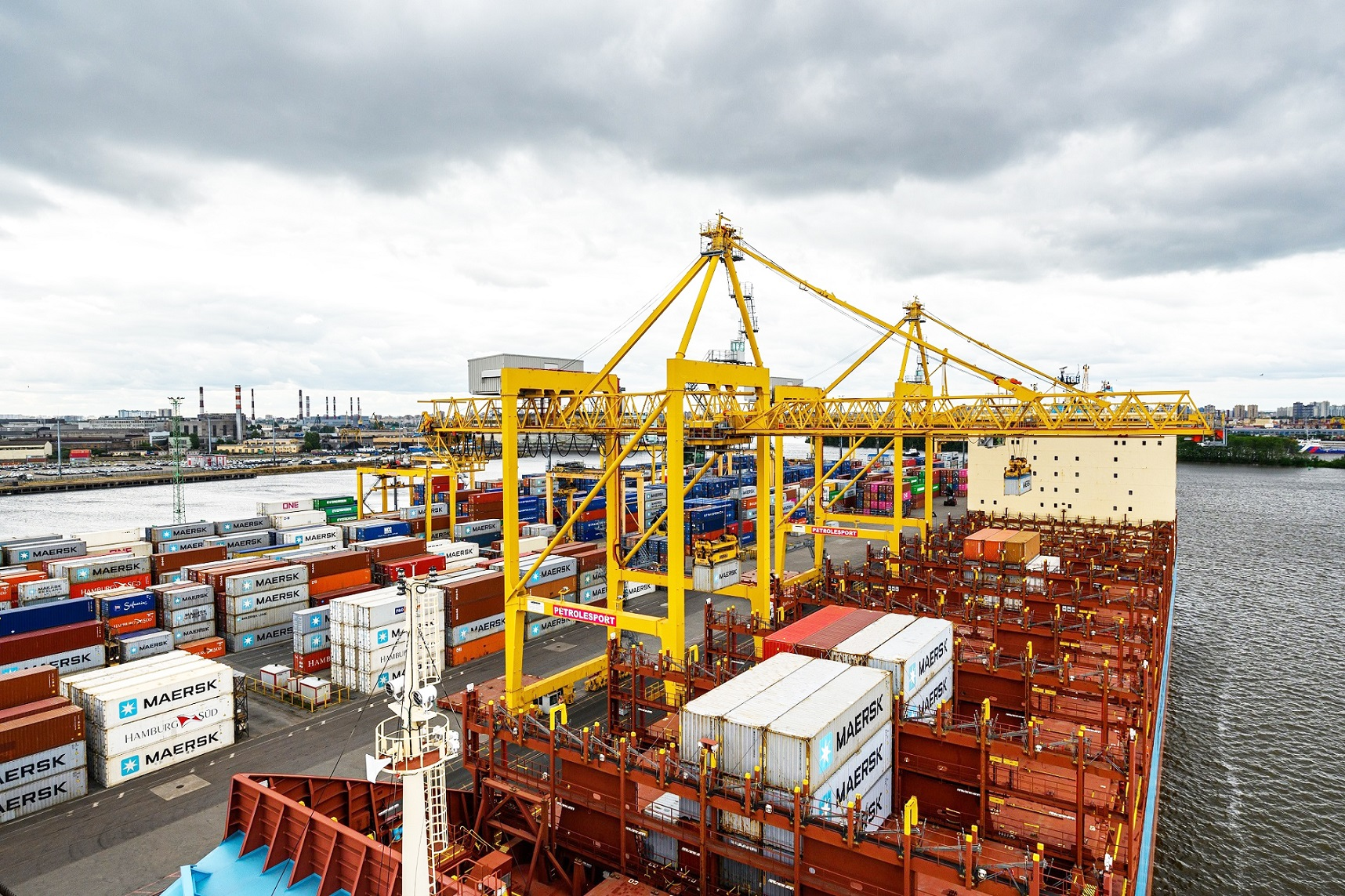 Global Ports installs video surveillance system at PLP
