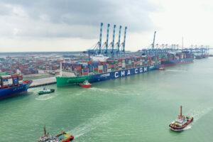 Westports credits yard utilisation for TEU increase