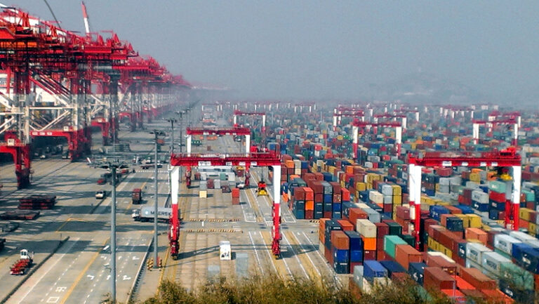 GSBN and major Chinese port groups to improve digital roll-out
