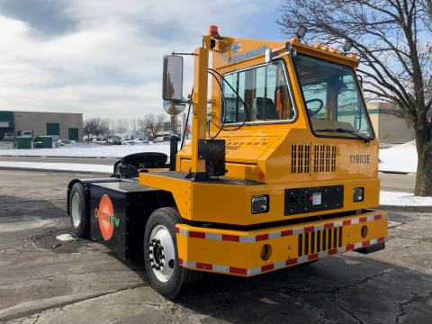 NWSA approves plan to use Electric Yard Trucks