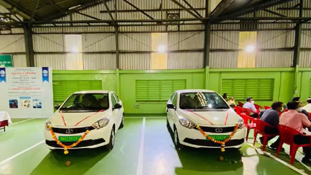 JNPT launches fleet of e-vehicles