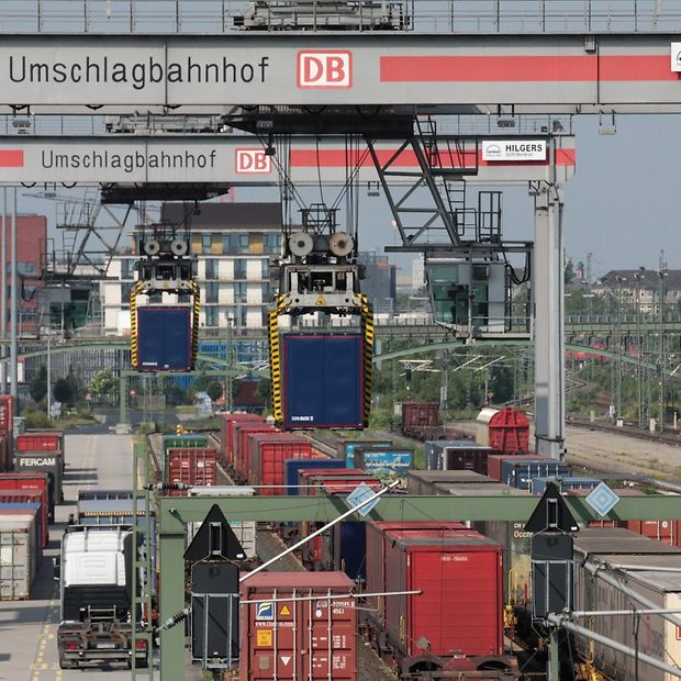 Camco Technologies to automate gate system at major German intermodal operator