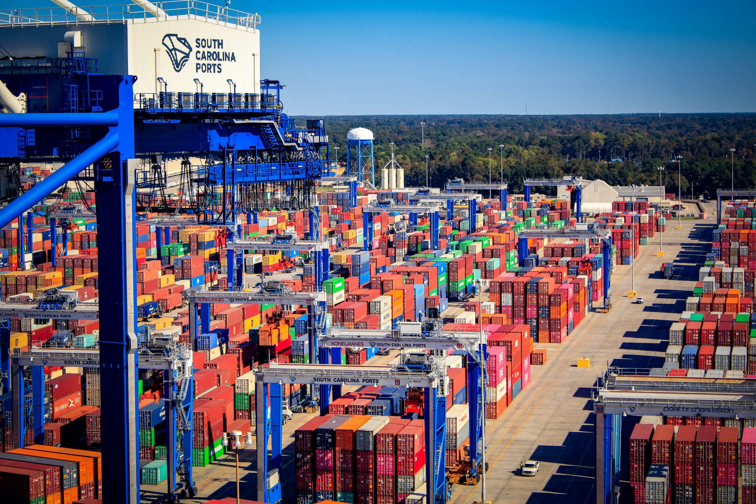 SC Ports receives funding to upgrade truck fleet
