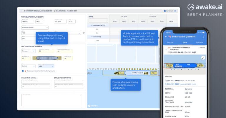 berth planner tool