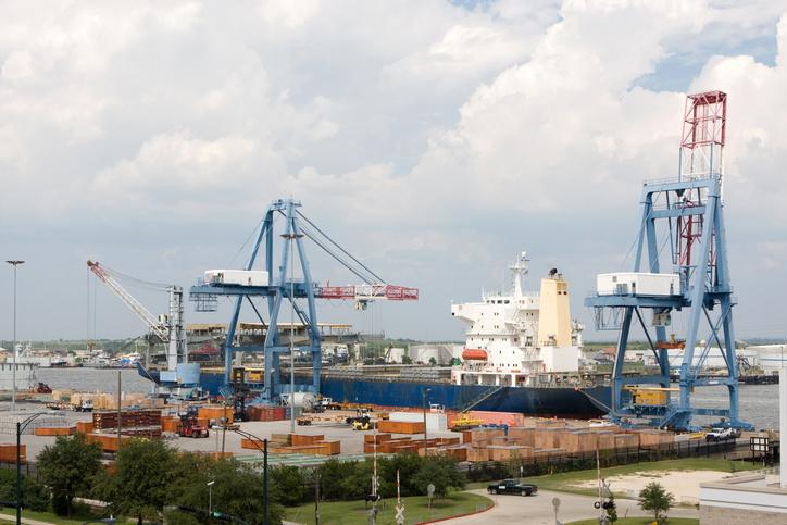 Port of Mobile, Alabama