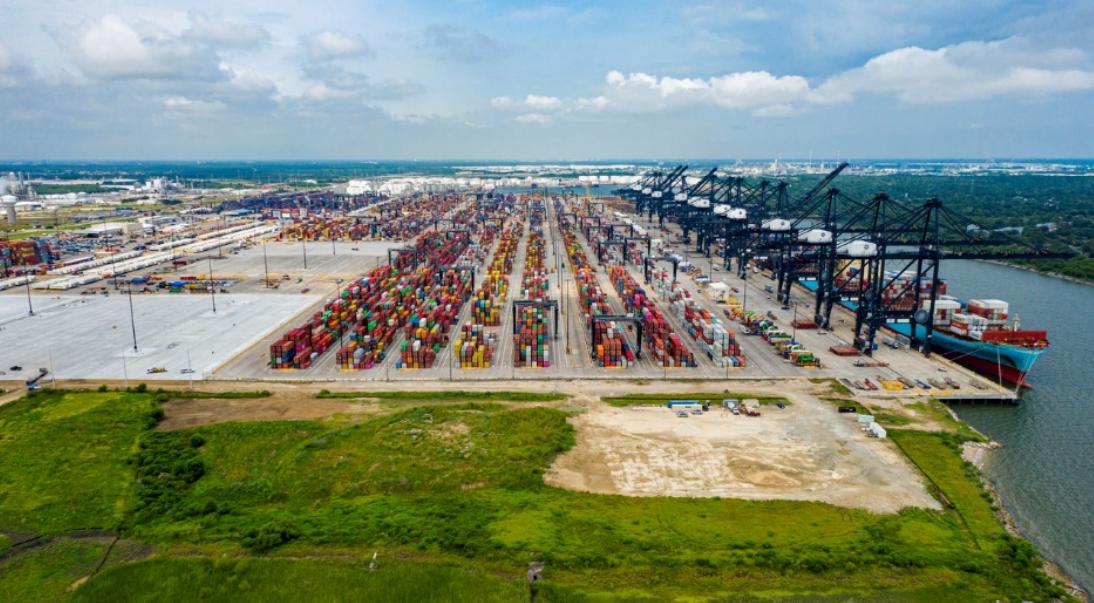Bayport container terminal