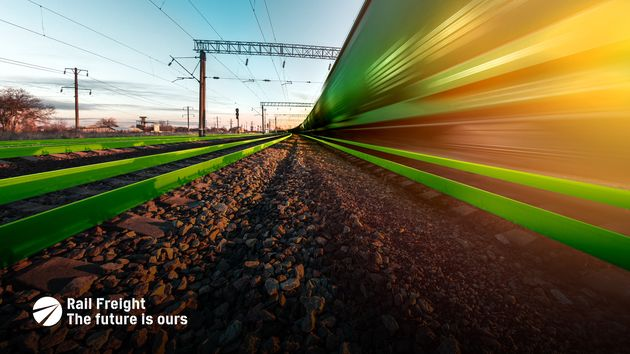 Port of Rotterdam contributes to rail freight