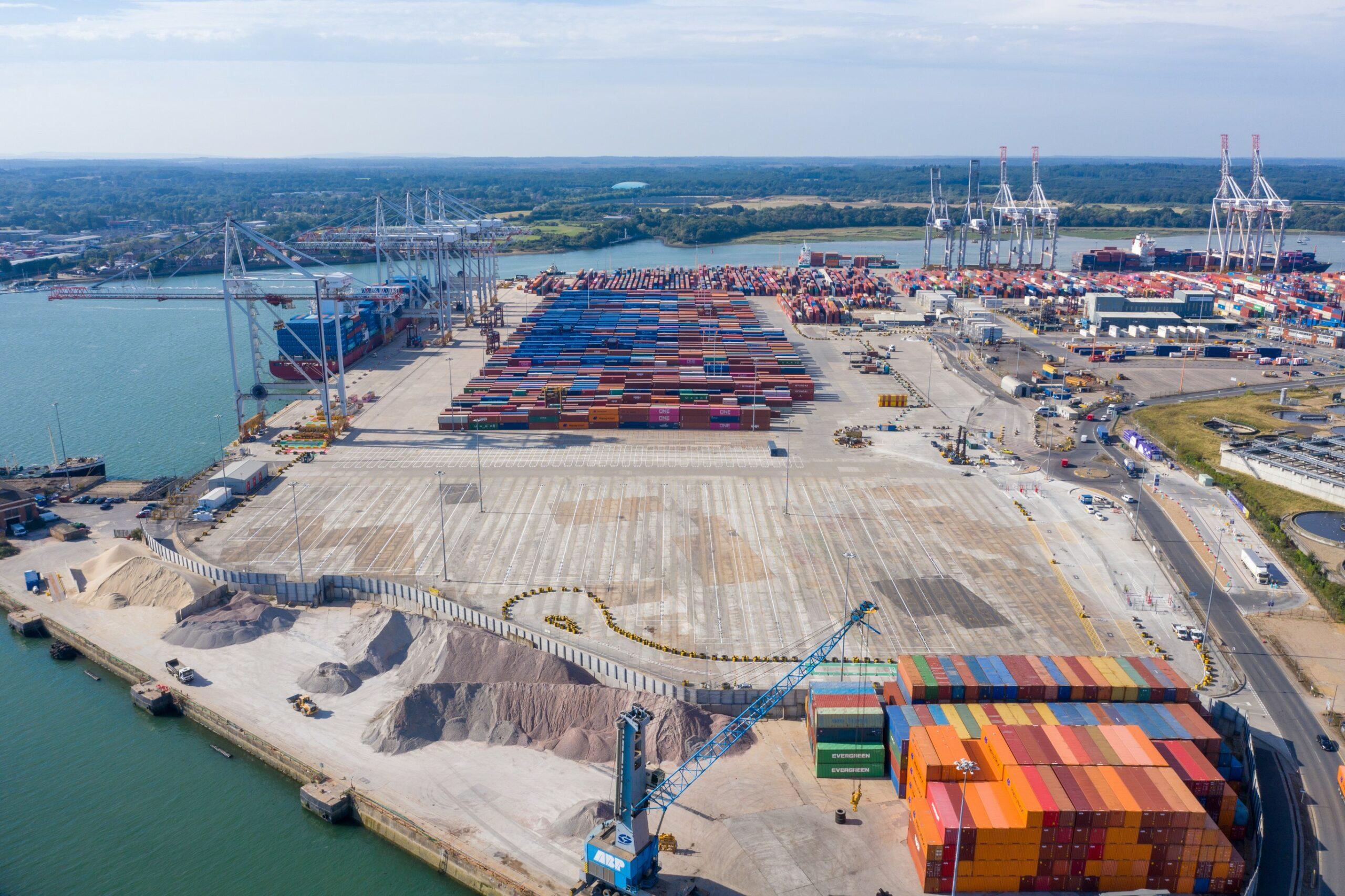 DP World Port of Southampton