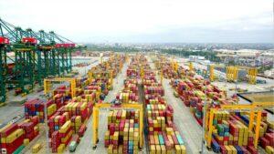 Lomé Container Terminal