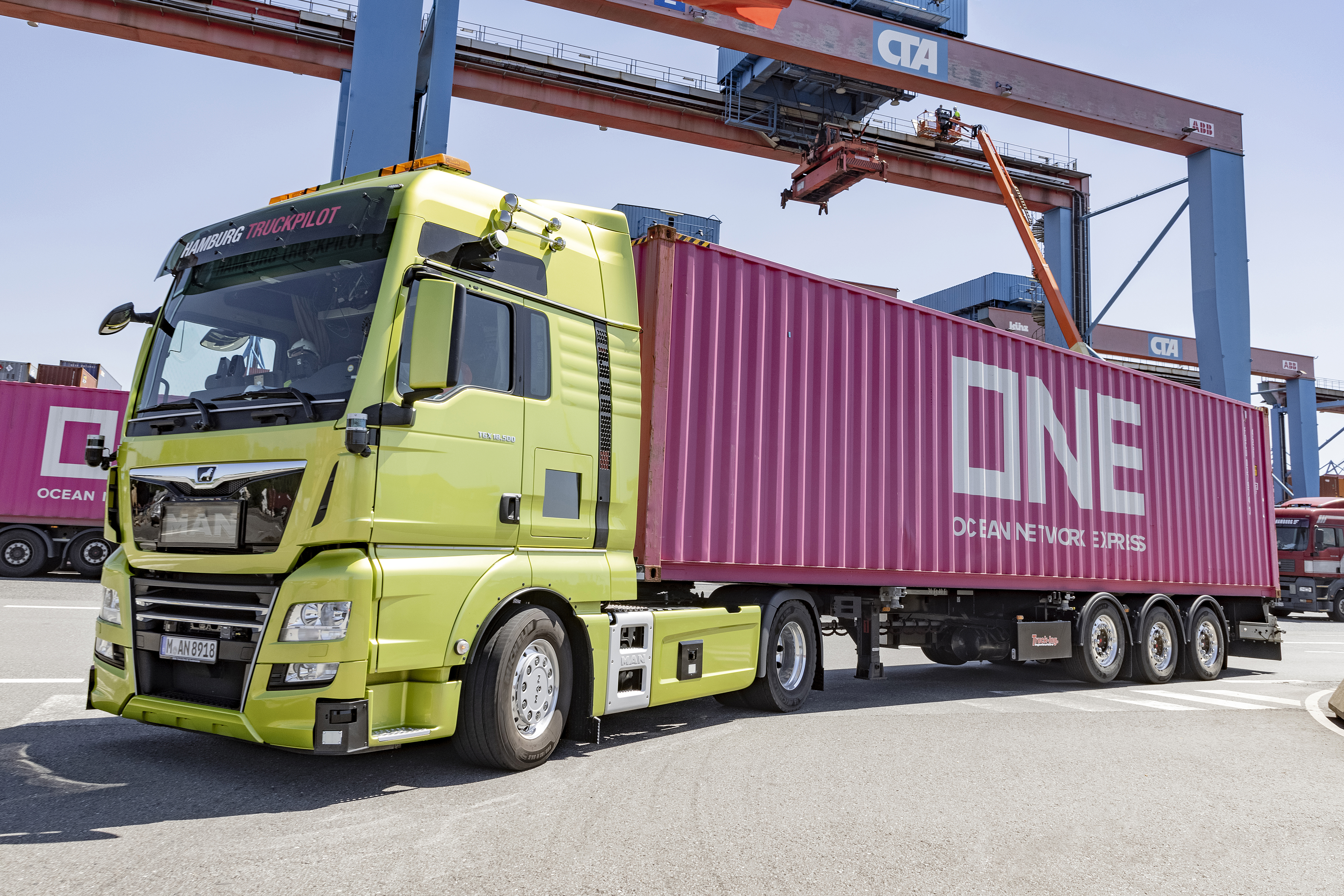 Hamburg Truck Pilot