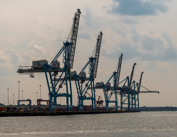 Port of Virginia