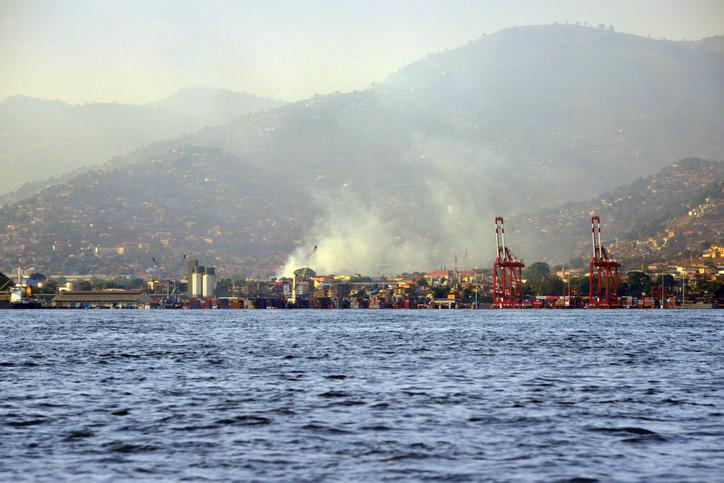 Freetown Port